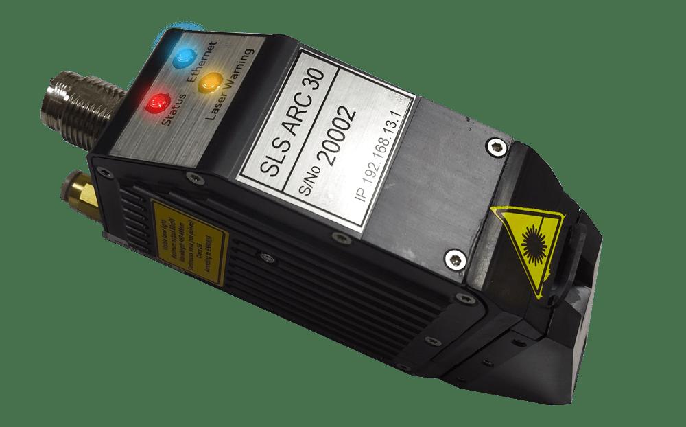 SLS Arc30 3D smart laser sensors